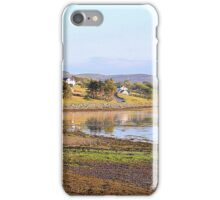 Autumnal Reflections On An Irish Lake iPhone Case/Skin