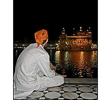 GURPURAB CELEBRATION Photographic Print
