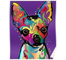 Chihuahua Art Poster