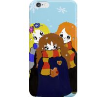 The Girls of Potter World iPhone Case/Skin