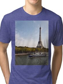 Trip in Paris Tri-blend T-Shirt