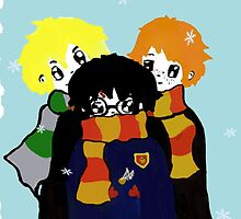 The Boys of Potter World by HJGiggles