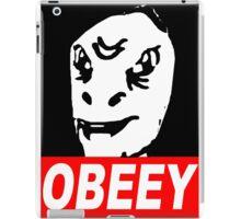 Obeey Yee iPad Case/Skin