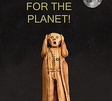 Scream For The Planet by Eric Kempson