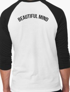 Pure Beautiful Mind (Black on White) T-Shirt