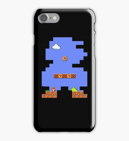 Super Mario Retro iPhone Case/Skin