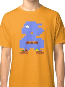 Super Mario Retro Classic T-Shirt