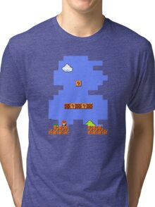 Super Mario Retro Tri-blend T-Shirt