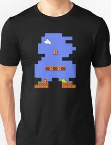 Super Mario Retro Unisex T-Shirt
