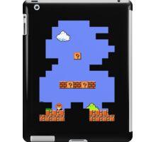 Super Mario Retro iPad Case/Skin