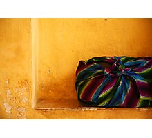 Colour Bag Photographic Print