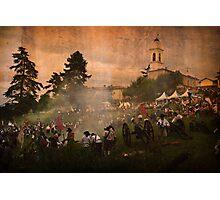 L'Assedio di Canelli 2009 Photographic Print