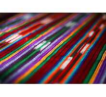 Guatemalan Colours Photographic Print
