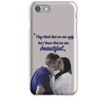 Lexie and Mark beautiful iPhone Case/Skin