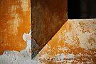 Yellow Window by Paul McSherry