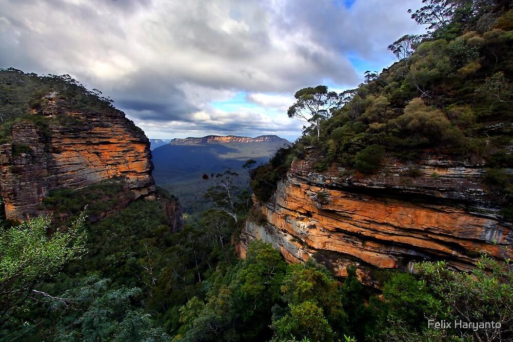 Green Canyon by Felix Haryanto