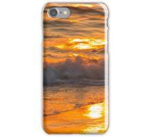 Fire Dancing Across Water iPhone Case/Skin