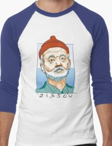 Steve Zissou Men's Baseball ¾ T-Shirt