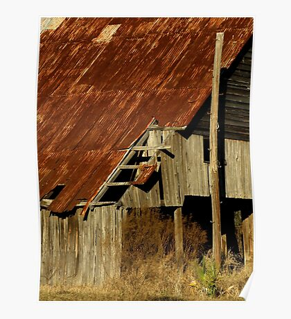 The Old Barn ~ Part Three Poster