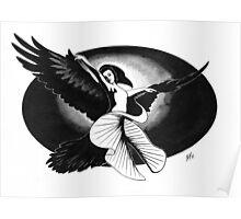 The Morrigan Poster