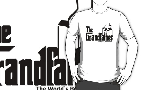 The grandfather worlds best grandad  by viperbarratt