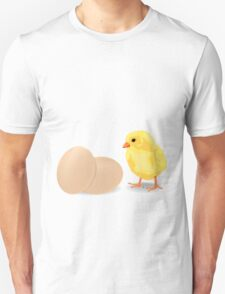 Chicken with eggs T-Shirt