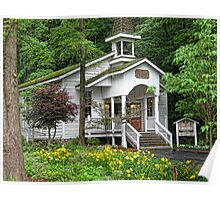 Robert F. Thomas Chapel-Dollywood Pigeon Forge Poster