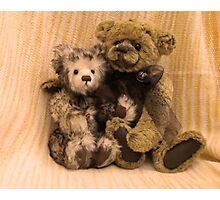 Chanelle & Thomas (I'll be there for you!) Photographic Print