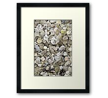 M is for Mauer # 2 Framed Print