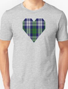 00457 The Blue Boy Tartan  T-Shirt