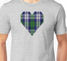 00457 The Blue Boy Tartan  Unisex T-Shirt