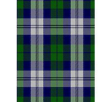 00457 The Blue Boy Tartan  Photographic Print