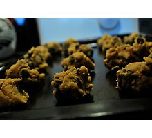 Chocolate Chip cookie dough Photographic Print
