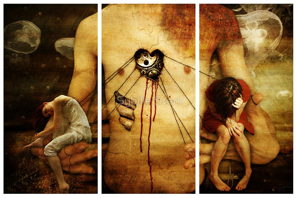 Love Hurts by Sybille Sterk