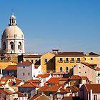 Alfama, Lisboa by MickP