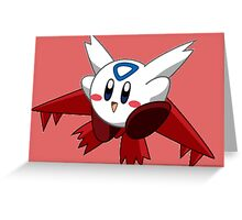 Latias | Kirby Edition Greeting Card