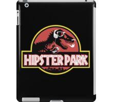 Hipster Park iPad Case/Skin