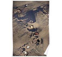 """Sand Depth"" Poster"