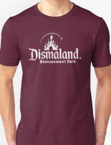 Black and white Dismaland T-Shirt