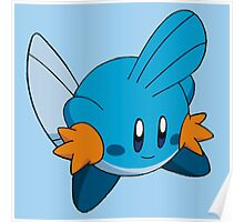 Mudkip | Kirby Edition Poster