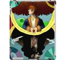 Bagginshield Tarot Card iPad Case/Skin