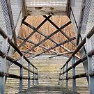Down the Stairs by Ritva Ikonen