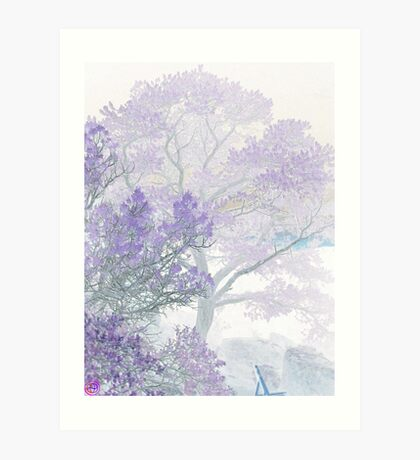 Dreaming of Tranquility Art Print