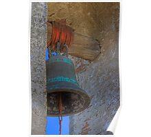 Mission Bell (San Juan Capistrano Spanish Mission, California) Poster