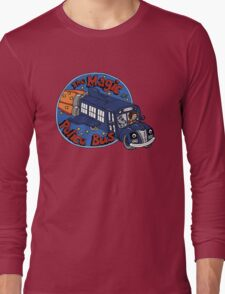 The Magic Police Bus Long Sleeve T-Shirt