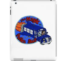 The Magic Police Bus iPad Case/Skin