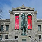 Museum of Fine Arts. by Lee d'Entremont