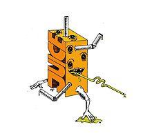 Juice Box Creature by Mattfields