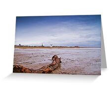 Jetty View Greeting Card