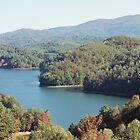 Watauga Lake by Annlynn Ward